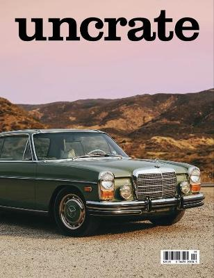 Uncrate Magazine Issue 2 (Paperback)