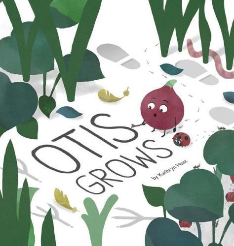 Otis Grows (Hardback)