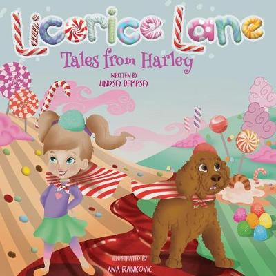 Licorice Lane: Tales from Harley - Tales from Harley (Paperback)