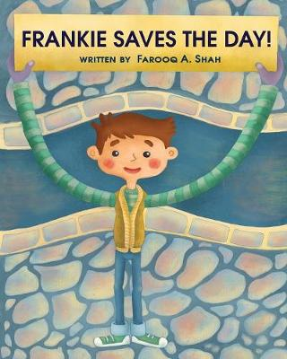Frankie Saves the Day (Paperback)
