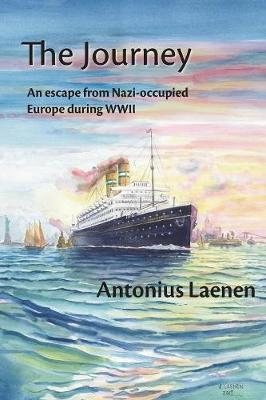 The Journey: An Escape from Nazi-Occupied Europe During WWII - A Story from a Father to His Children Based on Real Life Incidents (Paperback)