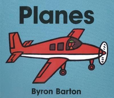 Planes (Board book)