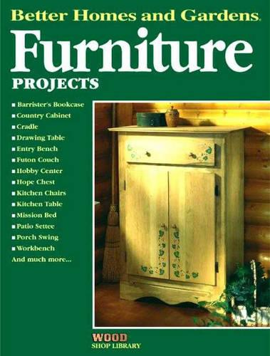 Furniture Projects - Woodshop library (Paperback)