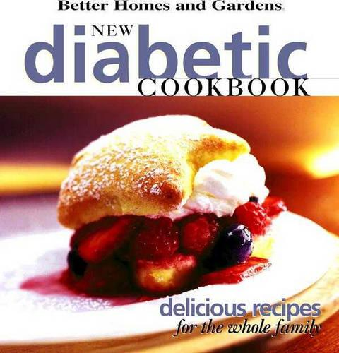 New Diabetic Cookbook: Delicious Recipes for the Whole Family (Hardback)
