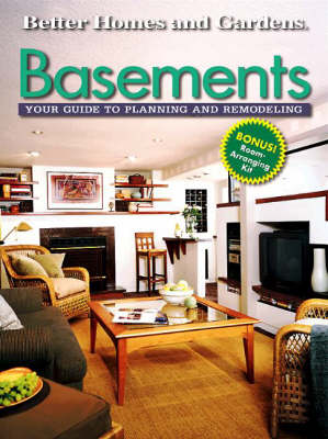 Basements: Your Guide to Planning and Remodeling (Paperback)