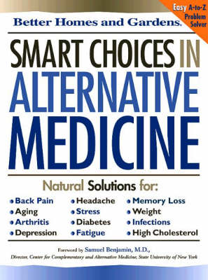 Smart Choices in Alternative Medicine (Paperback)