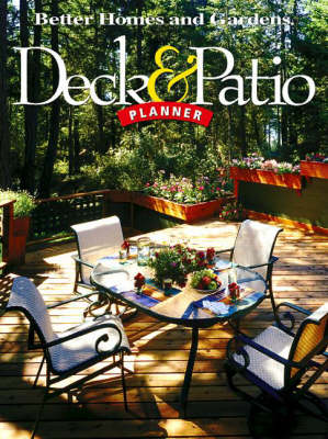 Deck and Patio Planner (Hardback)
