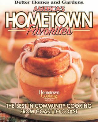 America's Hometown Favorites (Paperback)