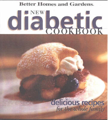 New Diabetic Cookbook: Delicious Recipes for the Whole Family (Paperback)