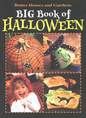 Big Book of Halloween (Paperback)