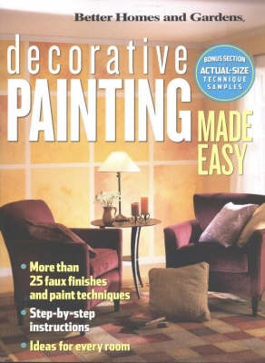 Decorative Painting Made Easy (Paperback)