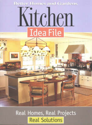 Kitchen Idea File: Real Homes, Real Projects (Paperback)
