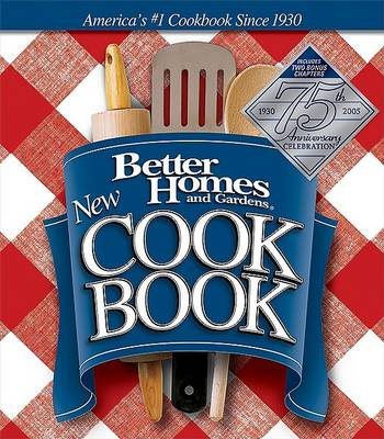 """""""Better Homes and Gardens"""" New Cook Book (Hardback)"""