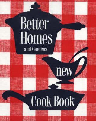 New Cook Book (Spiral bound)