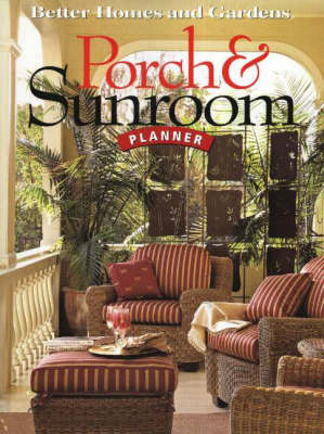 Porch and Sunroom Planner (Paperback)