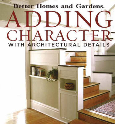 Adding Character: With Architectural Details (Paperback)
