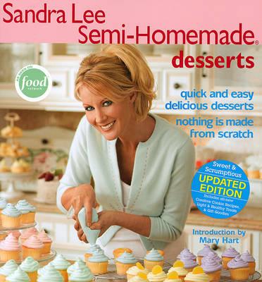 Sandra Lee Semi-Homemade Desserts (Paperback)