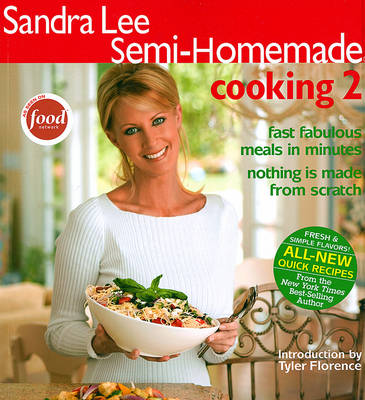 Semi-Homemade Cooking 2 (Paperback)