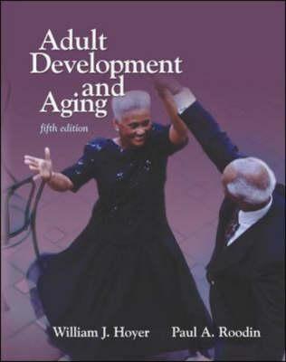 Adult Development & Aging (Hardback)
