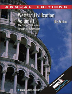 Western Civilization: The Earliest Civilizations through the Reformation (Paperback)
