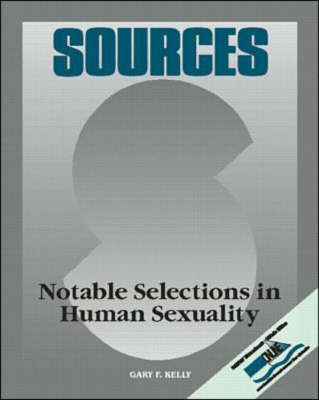 Notable Selections in Human Sexuality - Sources S. (Paperback)