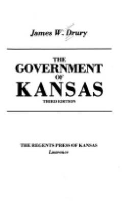 The Government of Kansas (Paperback)