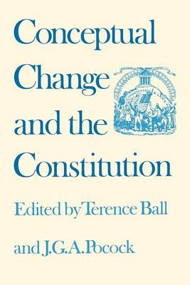 Conceptual Change and the Constitution (Hardback)