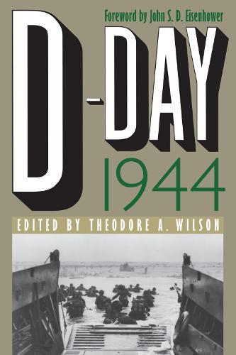 D-Day, 1944 - Modern War Studies (Paperback)