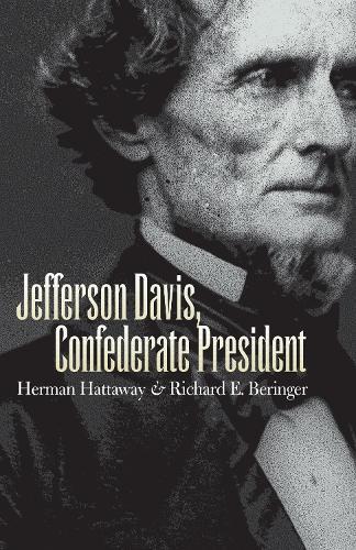 Jefferson Davis, Confederate President (Paperback)