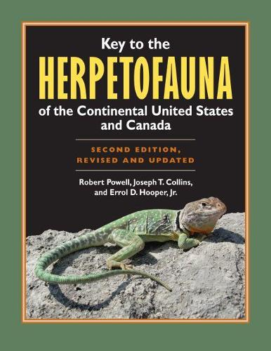 Key to the Herpetofauna of the Continental United States and Canada (Paperback)