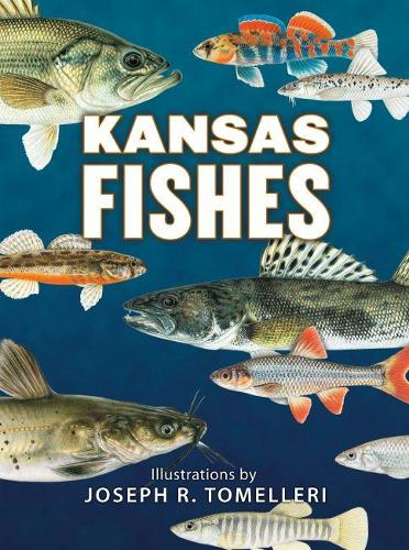 Kansas Fishes (Hardback)