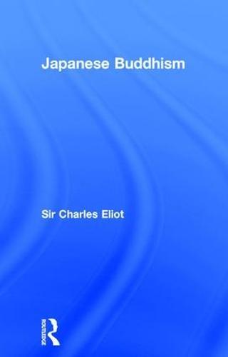 Japanese Buddhism (Hardback)