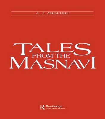 Tales from the Masnavi (Paperback)
