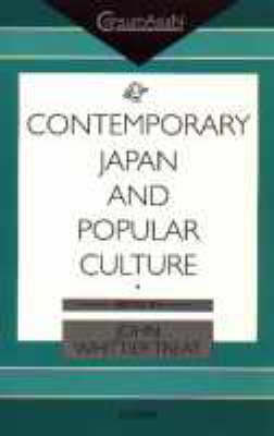 Contemporary Japan and Popular Culture - ConsumAsian Series (Paperback)