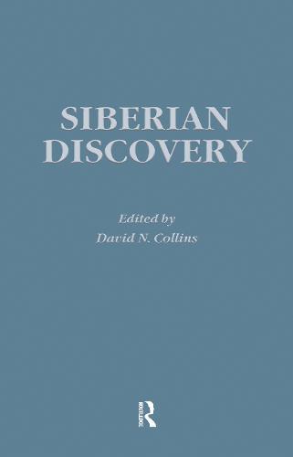 Siberian Discovery (Hardback)