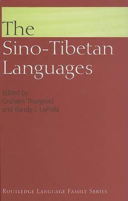 The Sino-Tibetan Languages - Routledge Language Family Series (Hardback)