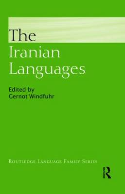 The Iranian Languages - Routledge Language Family Series (Hardback)
