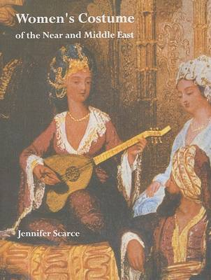 Women's Costume of the Near and Middle East (Paperback)