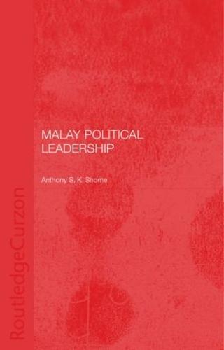 Malay Political Leadership (Hardback)