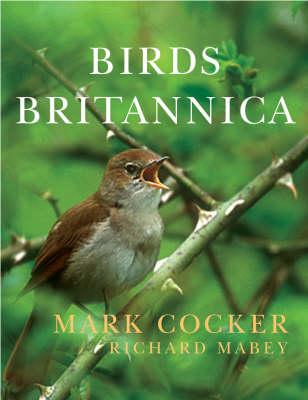 Birds Britannica (Hardback)
