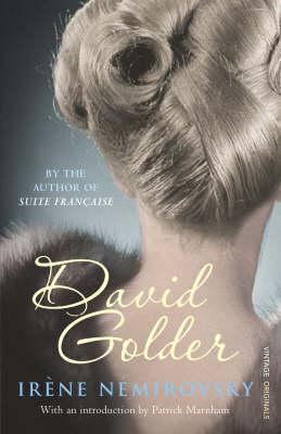 David Golder (Hardback)