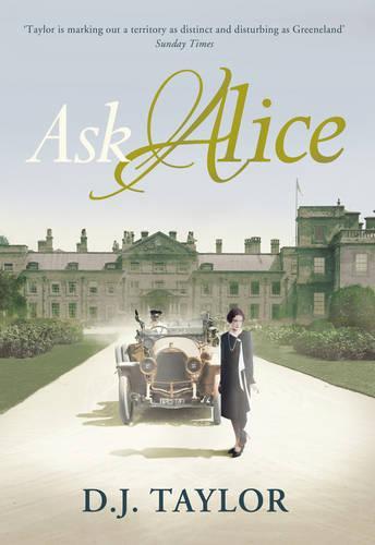 Ask Alice (Hardback)