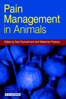Pain Management in Animals (Paperback)