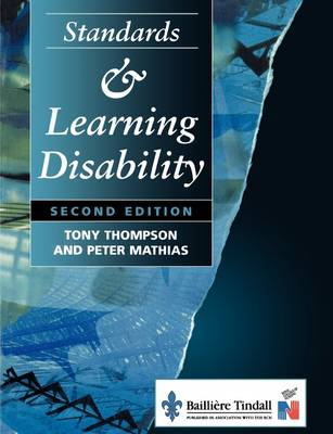 Standards and Learning Disability (Paperback)