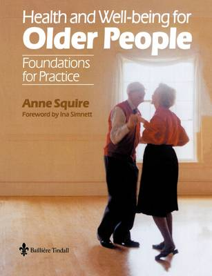 Health and Wellbeing for Older People: Foundations for Practice (Paperback)