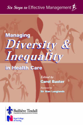 diversity management as it relates to race in healthcare Diversity management, extremism and other issues that are critical to understanding and managing diversity but, is it enough for just the senior leadership to receive this.