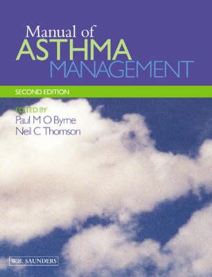 Manual of Asthma Management (Hardback)