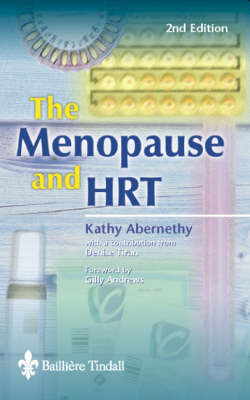 The Menopause and HRT (Paperback)