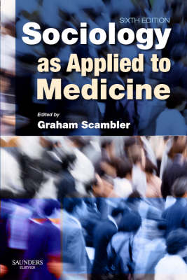 Sociology as Applied to Medicine (Paperback)