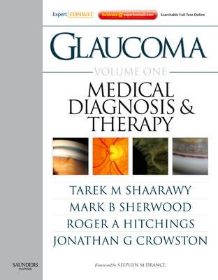 Glaucoma: Medical Diagnosis and Therapy v. 1 (Hardback)